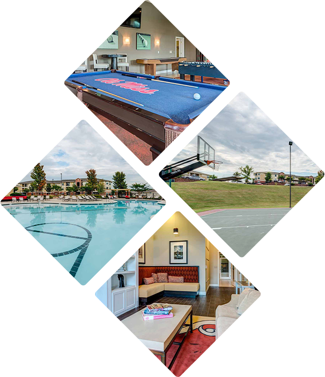 connection community amenities